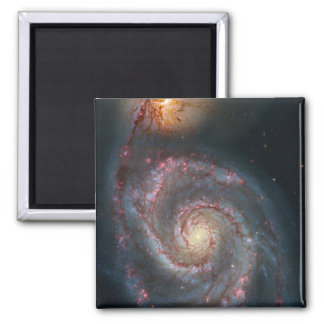 M51 Whirlpool Spiral Galaxy NASA Magnet