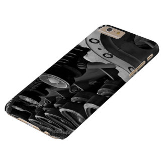 M60A Patton Tank Track Barely There iPhone 6 Plus Case