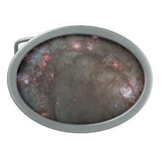 M83 galaxy belt buckles
