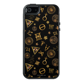 M.A.C.U.S.A. Magic Symbols And Crests Pattern OtterBox iPhone 5/5s/SE Case