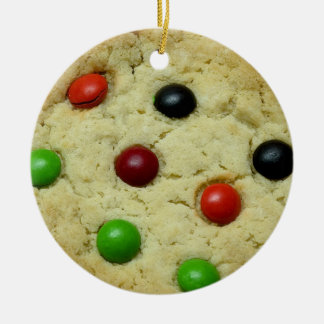 M and M Sugar Cookie Ornament