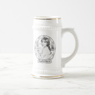 M - Angelica Garcia - Any Size, Style or Color of 18 Oz Beer Stein