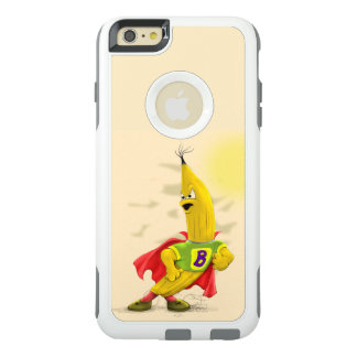 M.BANANA ALIEN  Apple iPhone 6 PLUS CS