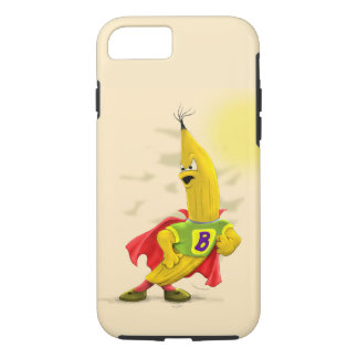 M. BANANA ALIEN  CARTOON Apple iPhone 7  Tough iPhone 8/7 Case