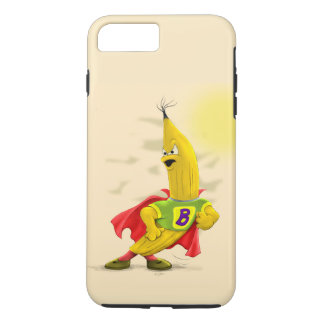 M. BANANA ALIEN  CARTOON Apple iPhone 7 + Tough iPhone 8 Plus/7 Plus Case