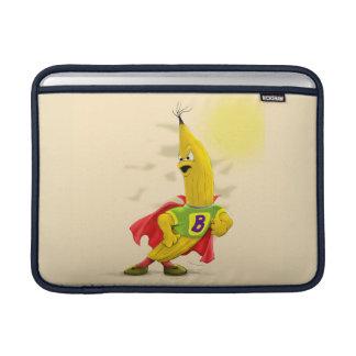 "M.BANANA ALIEN CARTOON Macbook Air 13"" Horizontal MacBook Sleeve"