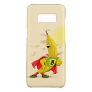 M. BANANA ALIEN  CARTOON Samsung Galaxy S8 Case-Mate Samsung Galaxy S8 Case