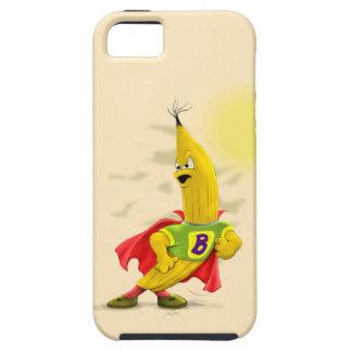 M. BANANA ALIEN  CARTOONiPhone SE + iPhone 5/TOUGH iPhone 5 Case