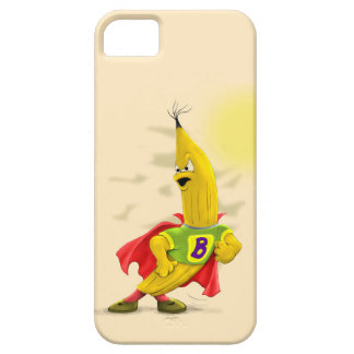 M. BANANA ALIEN  iPhone SE + iPhone 5/5 S Barely T iPhone 5 Covers