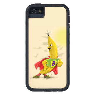 M. BANANA ALIEN  iPhone SE + iPhone 5/TOUGH Xtrem iPhone 5 Covers