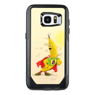 M.BANANA ALIEN  Samsung Galaxy S7 EDGE  CS