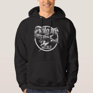 M.C.202 Men's Basic Hooded Sweatshirt T-Shirt