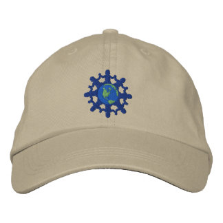 M-Community Embroidered Hats