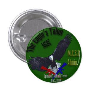 M.E.S.E Airsoft Operation: Midnight Terror 3 Cm Round Badge