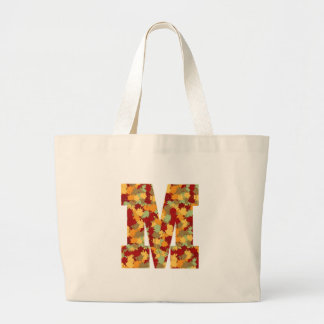M is for Maine - Autumn Edition Bags