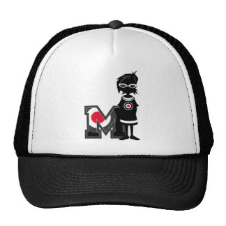 M is for Mod Cap