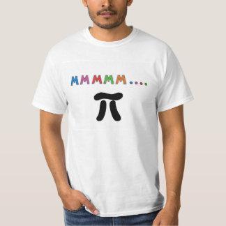 M-M-M-M-M Pi T-shirts
