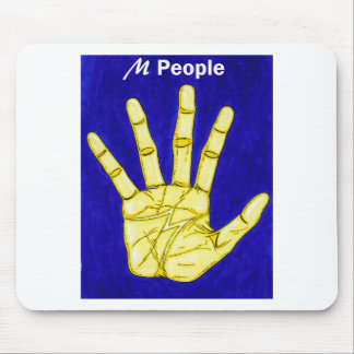 M People Mouse Pad