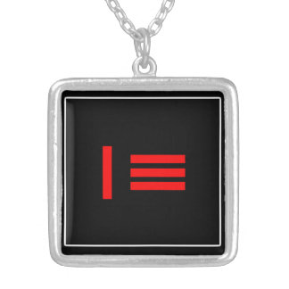 M/s Flag Necklace