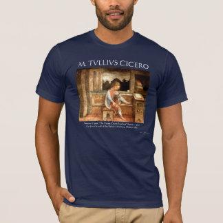 M. Tullius Cicero (double sided) T-Shirt
