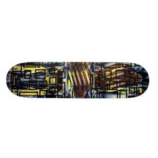 """M.W.P. 3"" Skateboard"