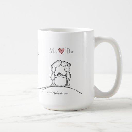 Ma heart Da Coffee Mug