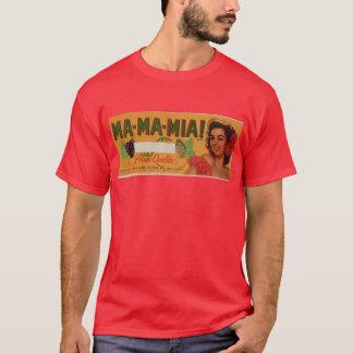 Ma Ma Mia Grapes T-Shirt