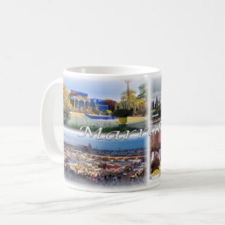 MA Morocco - Marrakech Coffee Mug