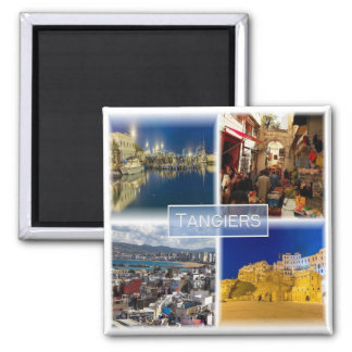 MA * Morocco - Tangiers Magnet