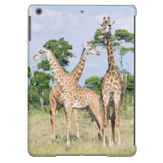 Maasai Giraffe Case For iPad Air
