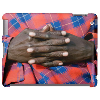 Maasai Man's Hands, Ngorongoro Conservation