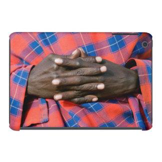 Maasai Man's Hands, Ngorongoro Conservation iPad Mini Cases