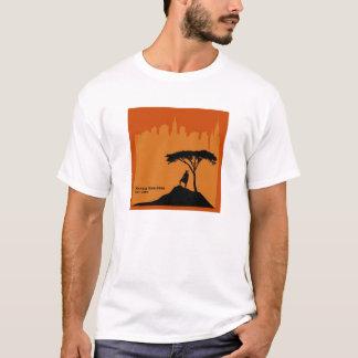 Maasai Marathon Square logo 2009 T-Shirt