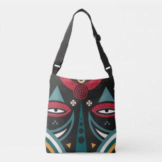 maasai warrior crossbody bag