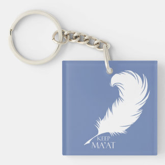 Ma'at on the go key ring