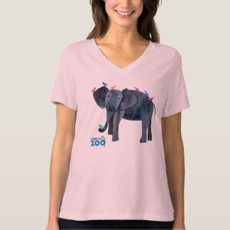 Mabell's Zoo Animals, The Elephant T-Shirt