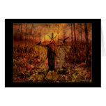 Mabon Blessings - Harvest Scarecrow