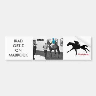 Mabrouk Bumper Sticker
