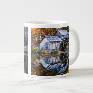 Mabry Mill Giant Coffee Mug