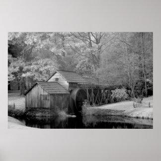 Mabry Mill Print