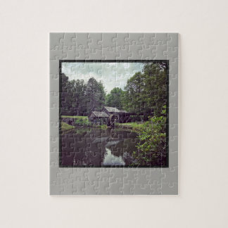 Mabry Mill Puzzle
