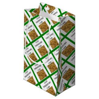 mac and cheese small gift bag