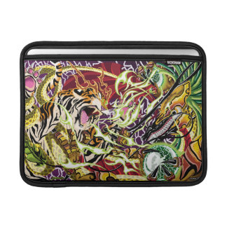 "Mac Book Air Dance Of Ascension 13"" Rickshaw Sleev MacBook Sleeve"
