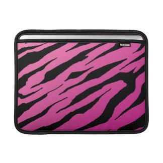 Mac Book Air Pink Tiger Stripe 13 Rickshaw Sleeve MacBook Air Sleeves
