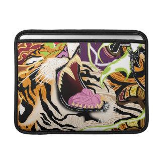 "Mac Book Air Tiger 13"" Rickshaw Sleeve Sleeve For MacBook Air"