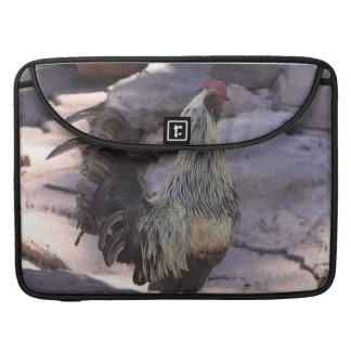 Mac Book Pro Laptop Sleeve- Roosters Sleeve For MacBook Pro