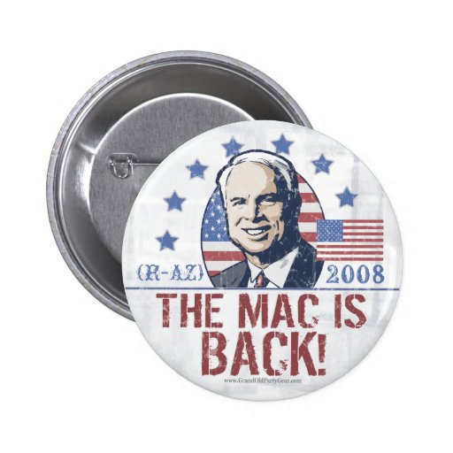 Mac Is Back Button
