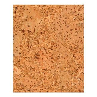 Macadamia Cork Burl Look 11.5 Cm X 14 Cm Flyer