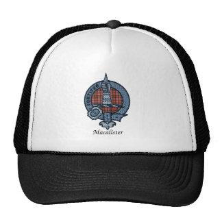 Macalister Clan Crest Trucker Hats