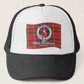 MacAlister Clan Trucker Hat